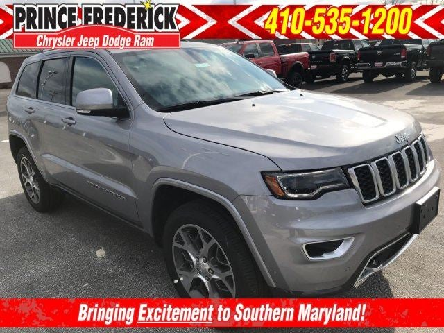 2018 Jeep Grand Cherokee Sterling Edition Prince Frederick