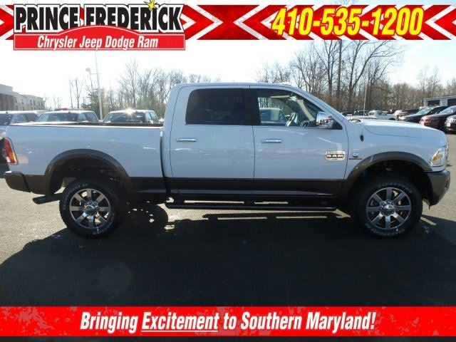 2018 Ram 2500 Longhorn Prince Frederick Md Annapolis