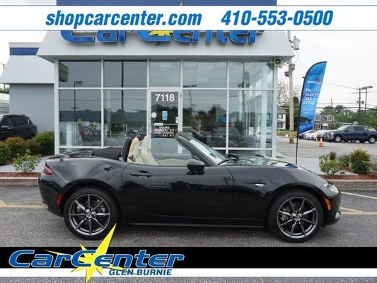 2016 Mazda Mx 5 Miata Grand Touring In Prince Frederick Md